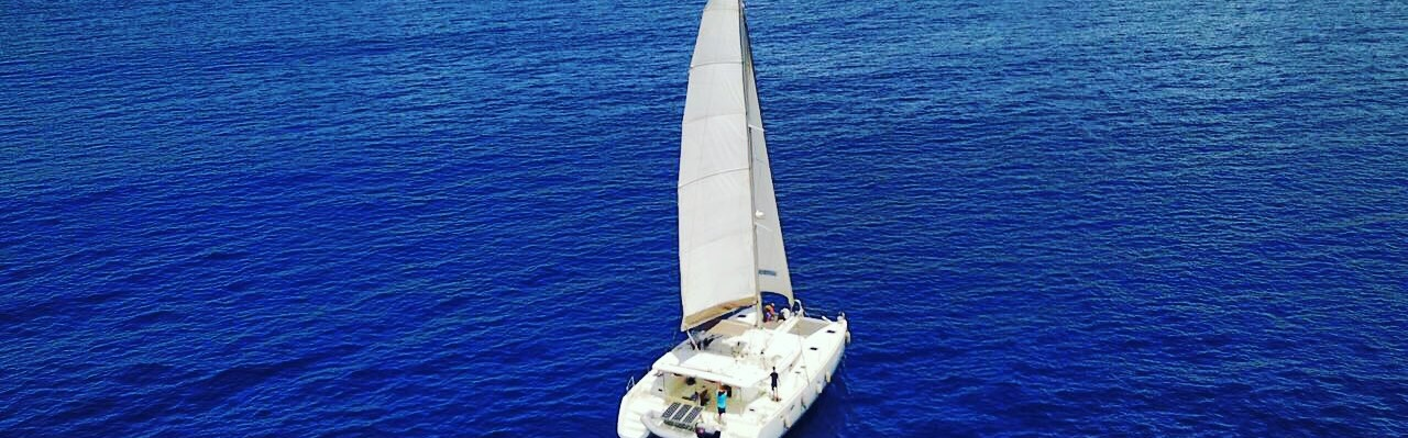Luxury Catamaran