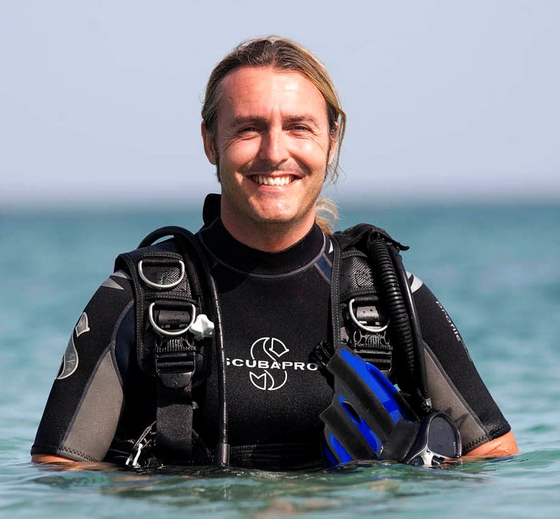 Phil O'Shea from Scuba Dive Costa Rica